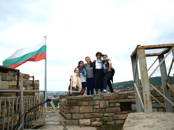Slavs visit Bulgaria in the summer of 2014.