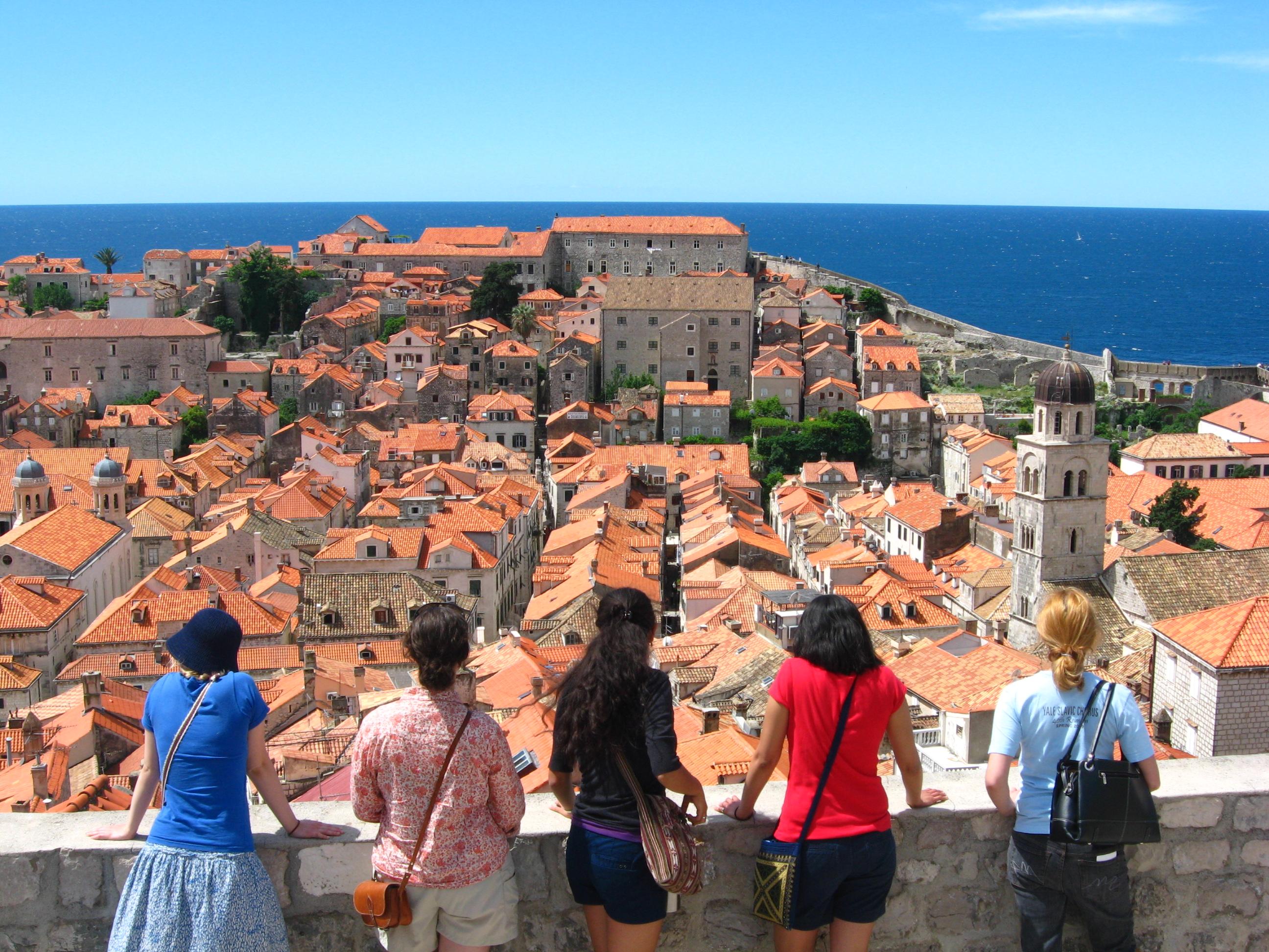 Concerts Tours And Workshops The Yale Slavic Chorus - Croatia tours