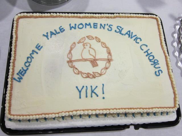 Slavs cake