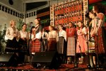Elitsa, a visiting Bulgarian singer, guest solos with the Slavic Chorus
